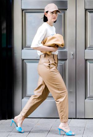 Фото №7 - Как носить белый цвет летом: 4 стильных приема