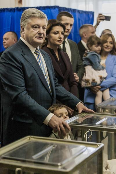 Фото №2 - СМИ провозгласили победу Владимира Зеленского на выборах президента Украины