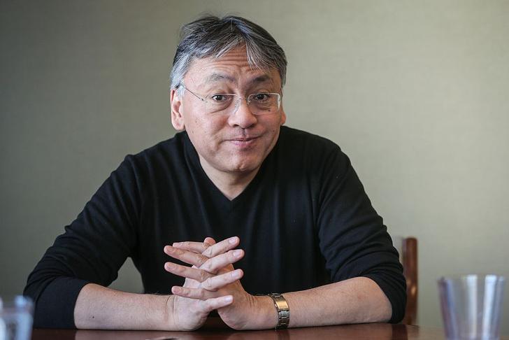 Фото №1 - Лауреатом Нобелевской премии по литературе стал Кадзуо Исигуро