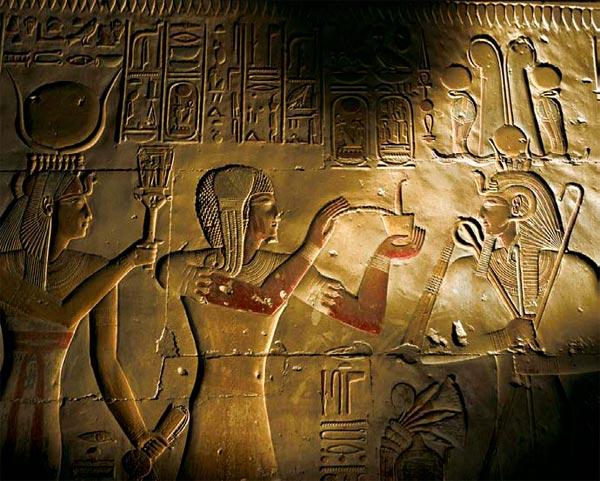 Фото №4 - Фараон — победитель хаоса