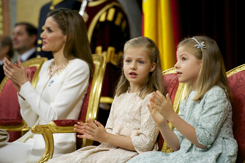 Принцесса Леонор, принцесса София