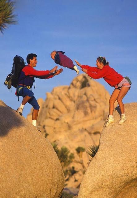 Фото №1 - История одной фотографии: «Летящий ребенок», Калифорния, 1995 год