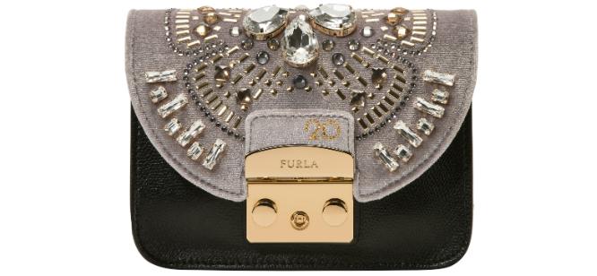 Фото №2 - Девять декад в новой капсульной колекции сумочек Metropolis от Furla