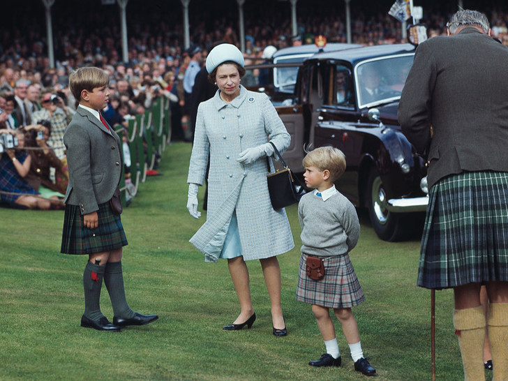 Фото №3 - Война «запасных» принцев: соперничество и вражда младших сыновей Елизаветы II