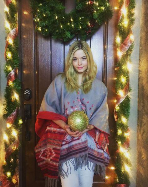 Фото №17 - Звездный Инстаграм: Рождество