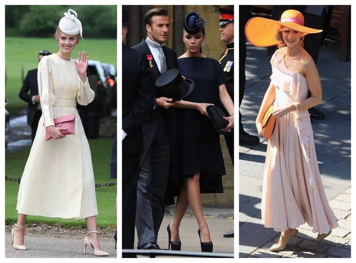 Фото №1 - Конфузы на королевских свадьбах: звездные гости, которые нарушили протокол