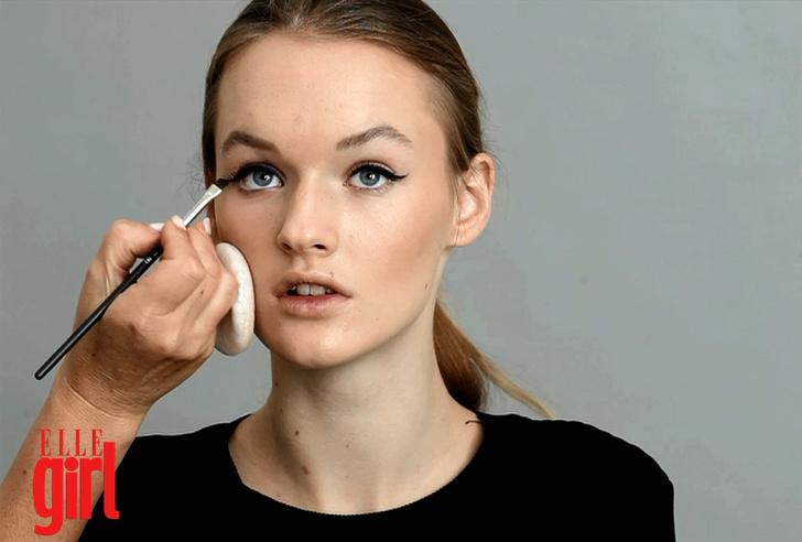 Фото №1 - Beauty-уроки Elle Girl: Как правильно рисовать стрелки