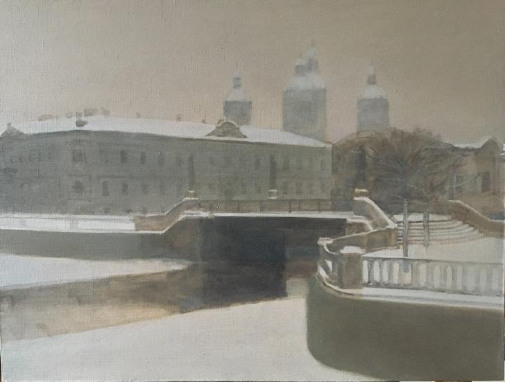 Фото №11 - Выставка Владимира Шинкарева на «Винзаводе»