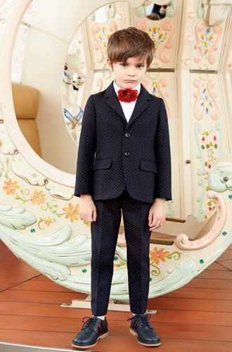 Фото №6 - Золотая карусель: лукбук осенне-зимней детской коллекции Gucci 2016/17