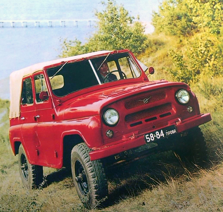Фото №6 - 5 советских машин, заслуживших признание за рубежом