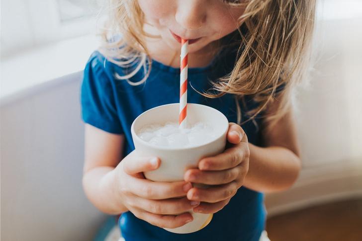 козье молоко для детей как давать
