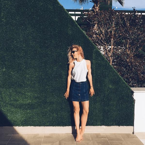 Фото №25 - Звездный Instagram: Знаменитости на лужайке