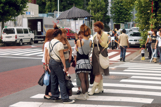 Фото №7 - Токио: небоскребы, фрики и Чебурашка