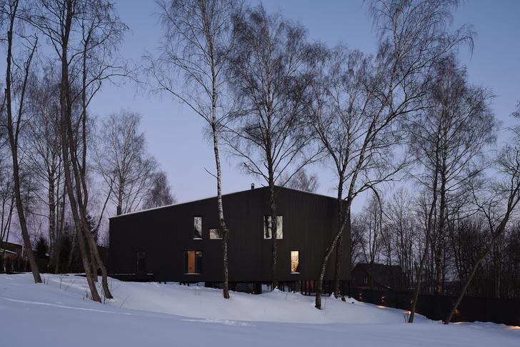Фото №10 - Необычные решения и интеграция в окружающий ландшафт: проекты buro511