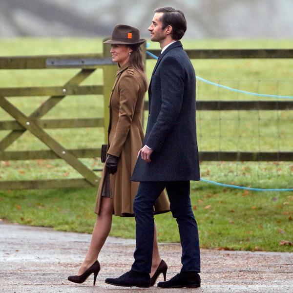 Фото №6 - Паж и подружка: принцесса Шарлотта и принц Джордж на свадьбе Пиппы Миддлтон