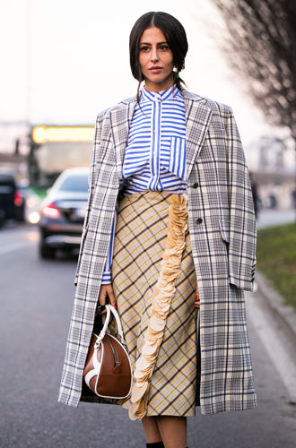 Фото №2 - С чем носить миди-юбки: 6 сочетаний, которые нужно попробовать