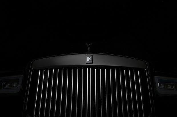 Фото №2 - Rolls-Royce привез в Россию «Черный бриллиант»
