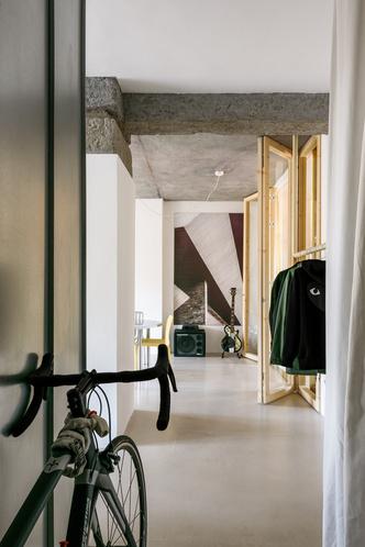 Фото №12 - Бетонная квартира 70 м² в Братиславе