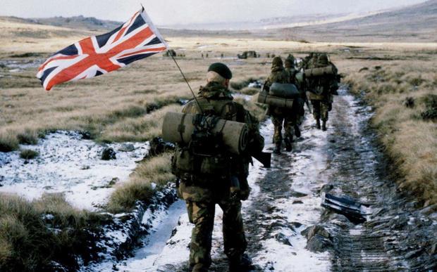 Фото №1 - Маленькая победоносная война наоборот:что случилось на Фолклендах