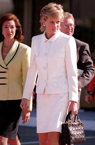 Фото №5 - Леди Диана и Lady Dior: история любви принцессы и сумки
