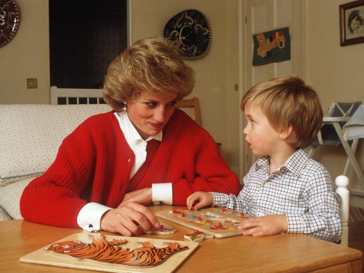 Фото №3 - Дети своих родителей: на кого больше похожи Уильям и Гарри— на Чарльза или Диану