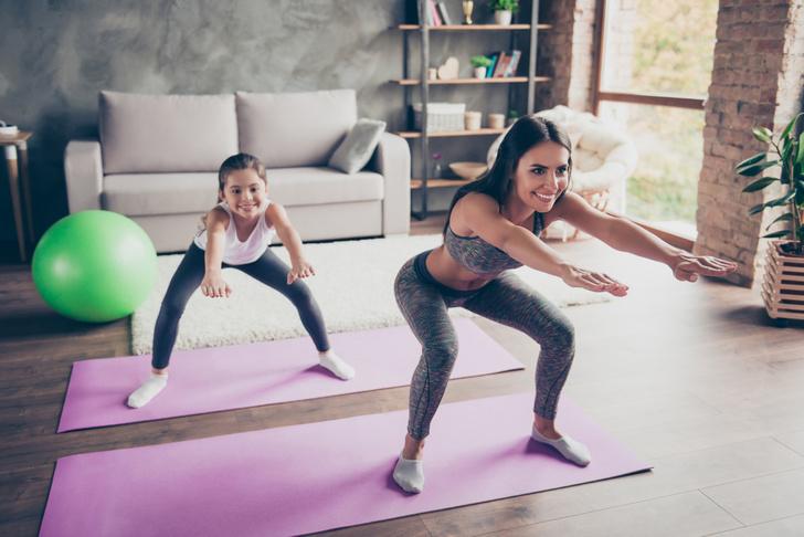 Фото №1 - 5 упражнений, которые прокачают все тело за 15 минут