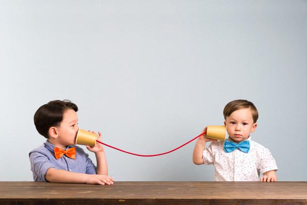 Фото №1 - 10 способов помочь ребенку заговорить