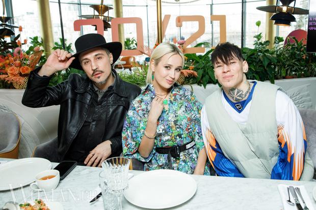 Фото №4 - Ивлеева дружит с Пугачевой, а Собчак с Саевой: какие секреты раскрыла подготовка к «Премии Муз-ТВ»