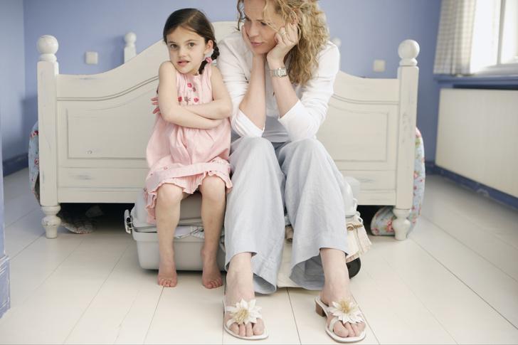 фразы, которые нельзя говорить дочкам