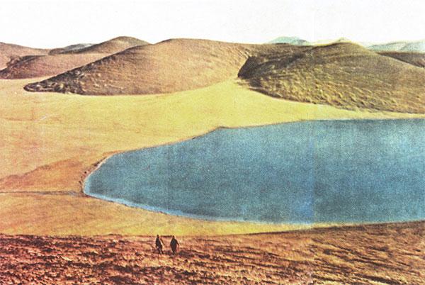 Фото №1 - Горы и тундра