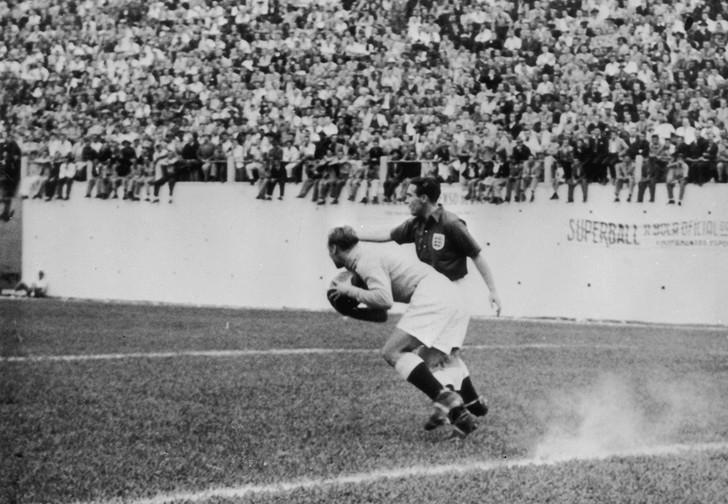 Фото №9 - Чудо на газоне: невероятный матч, который сборная Англии проиграла сборной США