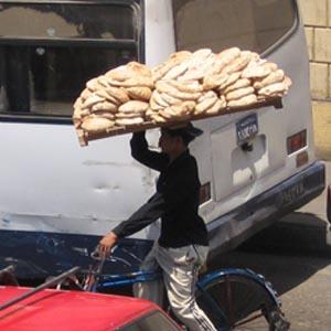 Фото №1 - Египтяне требуют хлеба