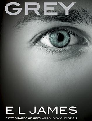 Фото №2 - Рукопись нового романа «50 оттенков серого» украли до публикации