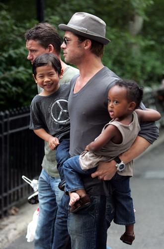 Фото №3 - Дети раздора: причина развода Анджелины Джоли и Брэда Питта
