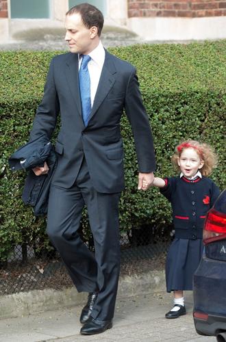 Фото №7 - Еще одна из рода Виндзоров: тетя принца Джорджа стала его одноклассницей