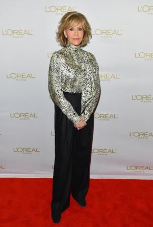Фото №33 - Мода без возраста: самые стильные звезды старше 60 лет