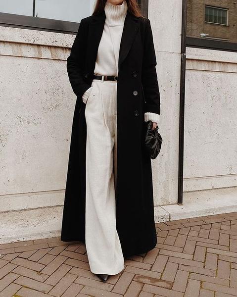 Фото №2 - Тренды 2021: что носить с пальто, чтобы поразить всех этой весной