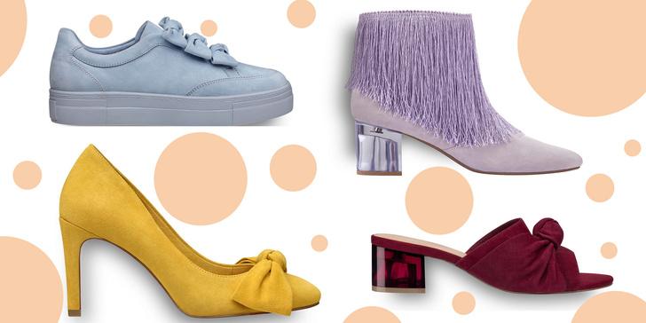 Фото №2 - Обувь для весенних прогулок: новая коллекция Tamaris x Marcel Ostertag