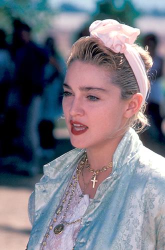 Фото №5 - Новая Material Girl: дочь Майкла Джексона стала копией юной Мадонны