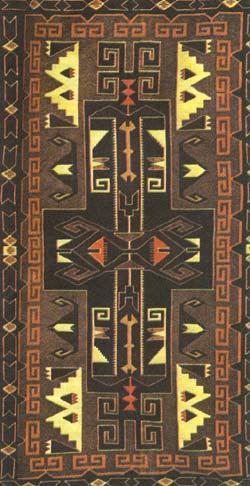 Фото №2 - Расческа из травы, ловушка для снов и другие секреты индейцев навахо