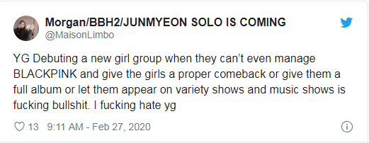 Фото №1 - Почему фанаты думают, что YG Entertainment собирается распустить BLACKPINK