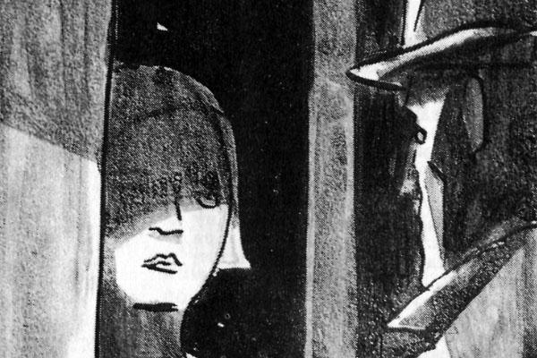 Фото №1 - Май Шевалль, Пер Вале. Запертая комната