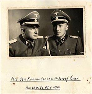 Фото №1 - Обнаружены снимки работников лагеря Освенцим