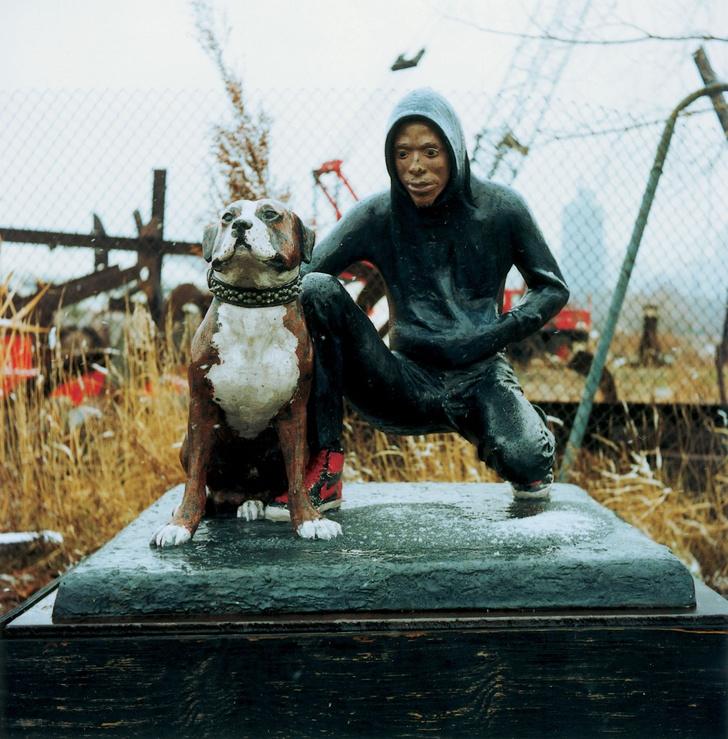 Фото №6 - «Большая глина №4» Урса Фишера и другие одиозные городские скульптуры