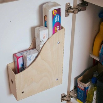 Фото №9 - 10 гениальных способов хранить вещи, о которых вы не догадывались