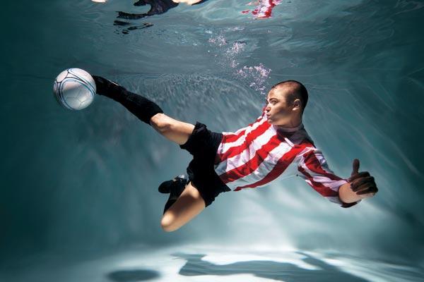 Фото №1 - Фантазии на тему спорта