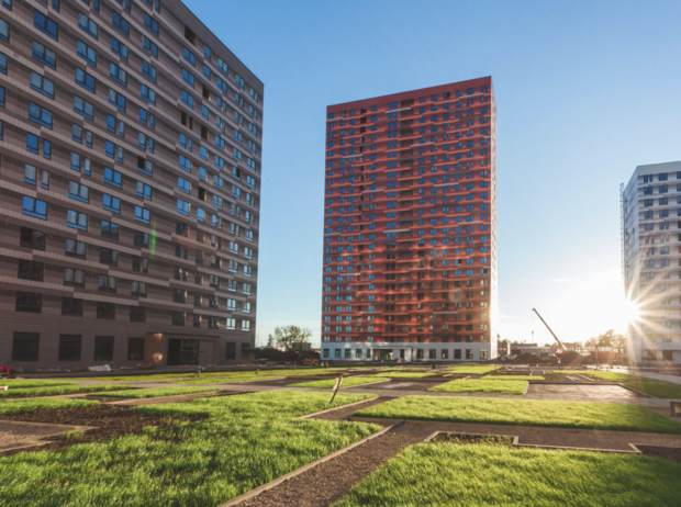 Фото №1 - 24 компании из рейтинга Forbes занимаются строительством и недвижимостью
