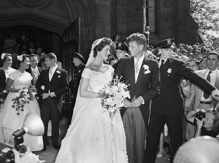 Фото №12 - Свадьба Джона и Жаклин Кеннеди: 9 несказочных фактов