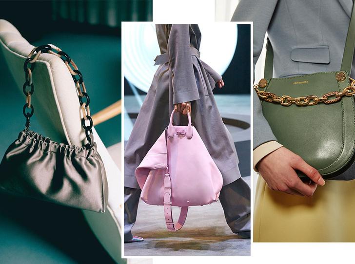 Фото №1 - Самые модные сумки осени и зимы 2021/22