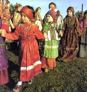 Фото №1 - В Мордовии открылся фестиваль финно-угорских народов